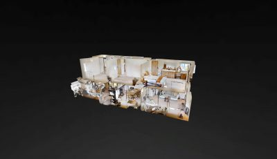 Old Millgate Cottage 3D Model