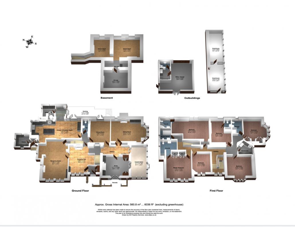 Floor Plans E8 Property Services
